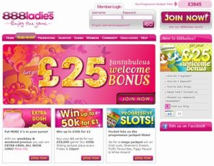 play on the 888 ladies website for free