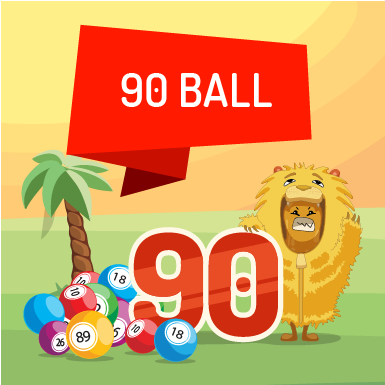 play 90 ball bingo online