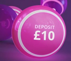 make a deposit at betway to get a bingo bonus