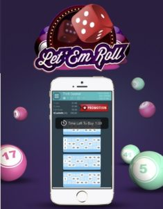 what are the mobile features of betway bingo