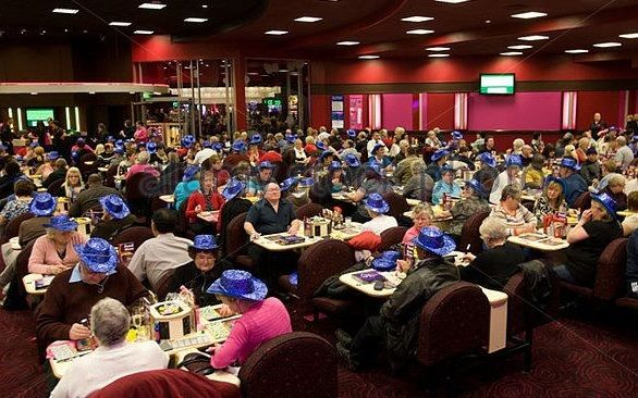 Bingo customer base - a place with lots of players!