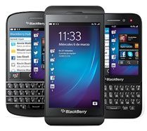 apps for phones with blackberry os