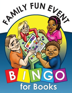Which games can you play with bingo books?