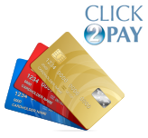 can you use click2pay cards at bingohall.com