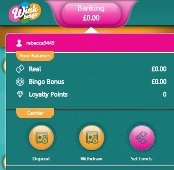 use an iphone to bet at wink bingo