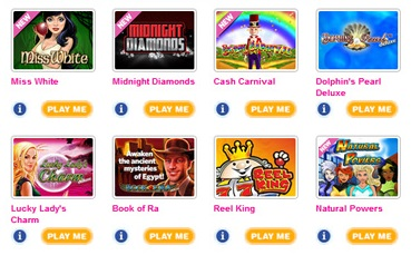 which are the top games at the mecca bingo rooms