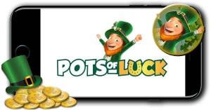 Pots of Luck Casino - Lots of Games