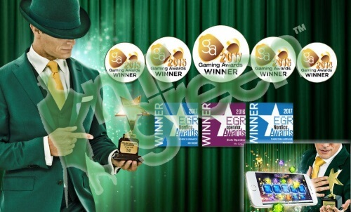 Mr Green – the world's best mobile casino in 2016