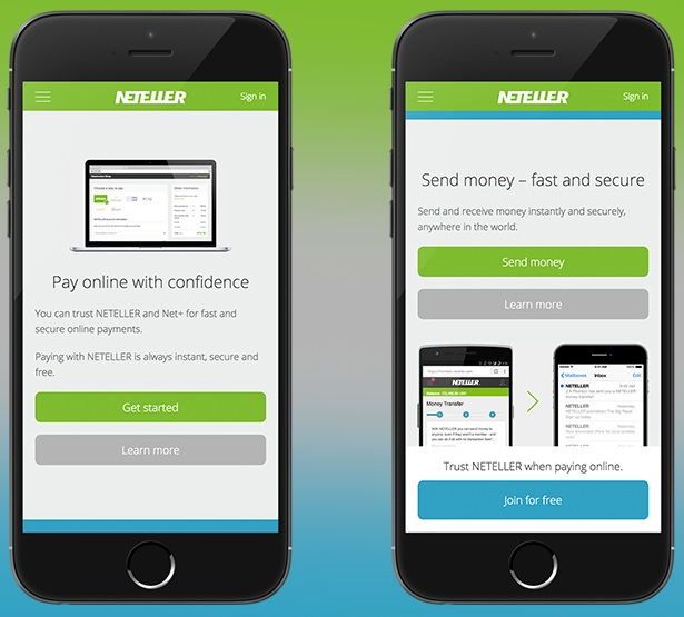 neteller bingo sites with mobile app