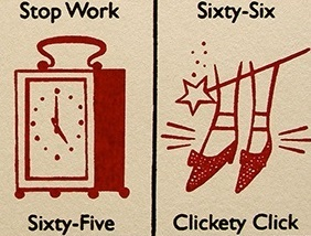 What do you call Clickety clicks in bingo?