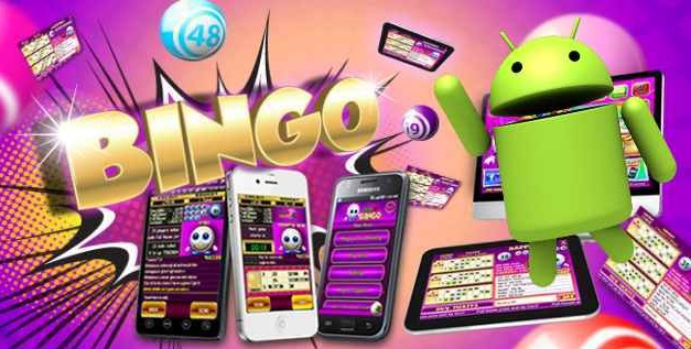 Use an android device to play bingo on the go!