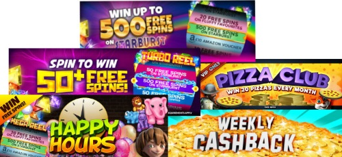 Slot Shack Offers Amazing Promotions