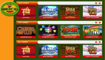 Play Slots at Slot Fruity Casino