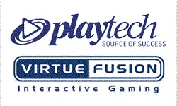Virtue Fusion works with one of the best software developers - Playtech!
