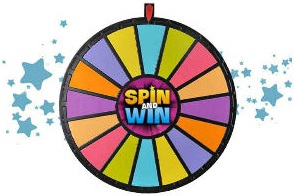Spin and Win offers great promotions