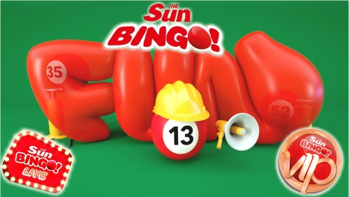 Sun Bingo - Are You Gonna Bingo?