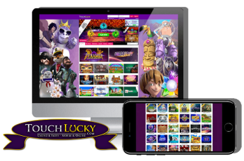 Play at Touch Lucky Casino on the Go