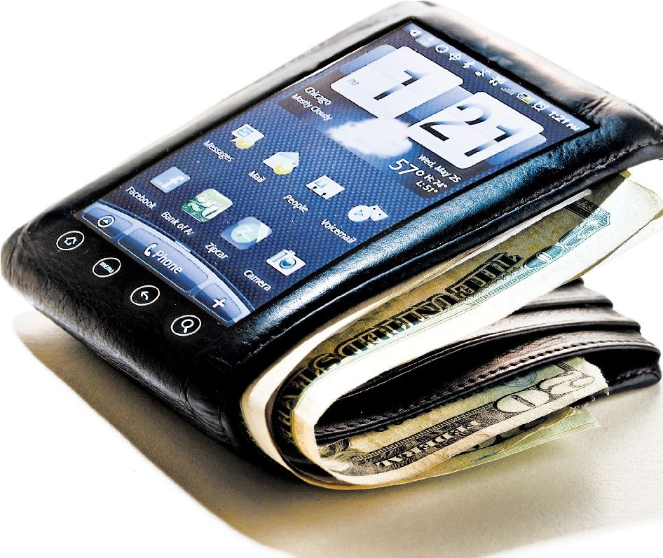 E-wallets are the most common method for online payments!